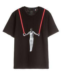 tee-library-gymnastique-anneaux-rings-agres-gym-tshirt-noir-black-bbh-bien-bien-habilles-mode-responsable-paris